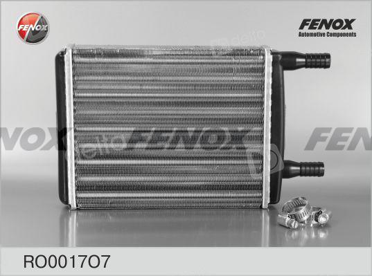 Радиатор отопителя ГАЗ-3302, 2705, 3221 (до 2003г) FENOX 3302-8101060 RO0017O7